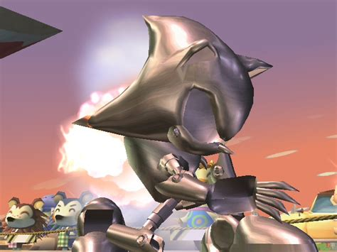 Project M: Metal Sonic (v3