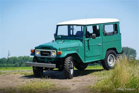 Toyota Land Cruiser BJ40, 1980 - Welcome to ClassiCarGarage