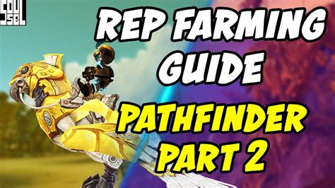 FLY FAST! Reputation Farming Guide for BFA Pathfinder Part