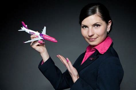 Hungary, Wizz Air | Flight attendant, Different airlines