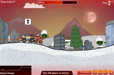 Rod Hot's Hot Rod Racing - Freegamearchive