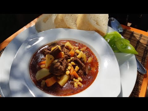 Hungarian Cooking Course in Budapest-Make Local Dishes