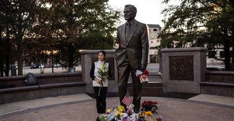 Honoring George Bush: Here Are the Events and the
