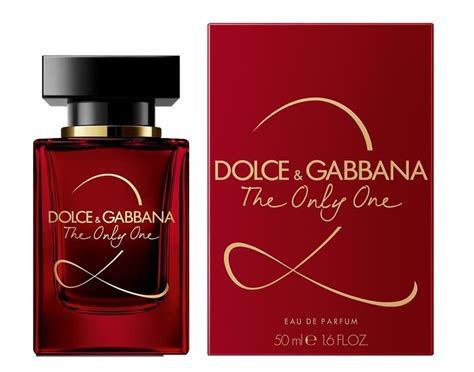 The Only One 2 di Dolce & Gabbana ~ Nuove Fragranze