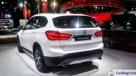 2016 BMW X1 India launch, price, specification, images