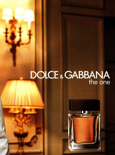The One for Men Dolce&Gabbana cologne - a fragrance for