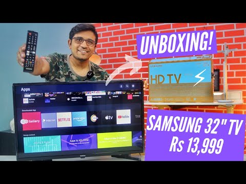 """SAMSUNG T32E310 32"""" LED TV Fast Delivery 