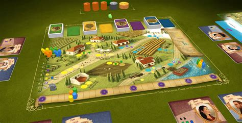 Save 50% on Tabletopia - Viticulture: Essential Edition on