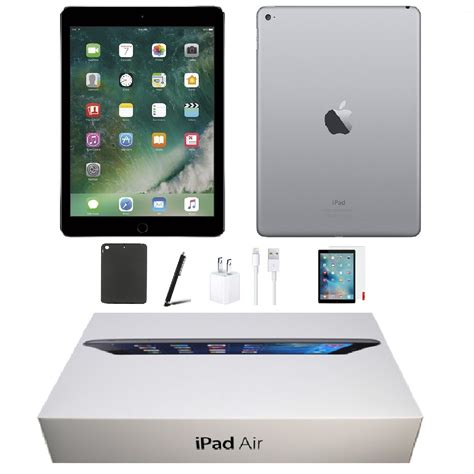 Open Box   Apple iPad Air   16GB Space Gray   Wi-Fi Only