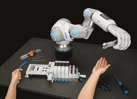 Why attend HANNOVER MESSE 2019: Festo - Today's Medical