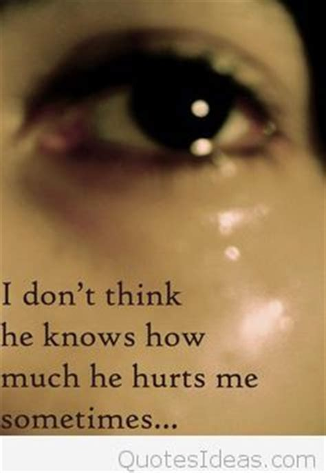 Hurt sorry sad quote with wallpaper hd