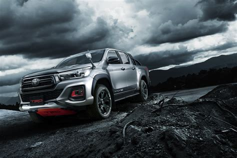 Toyota Reveals Japan-only Hilux Black Rally Edition With
