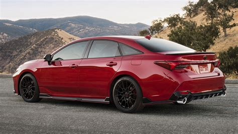 2019 Toyota Avalon TRD - Wallpapers and HD Images   Car Pixel