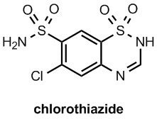 Chlorothiazide Manufacturers, Suppliers & Exporters