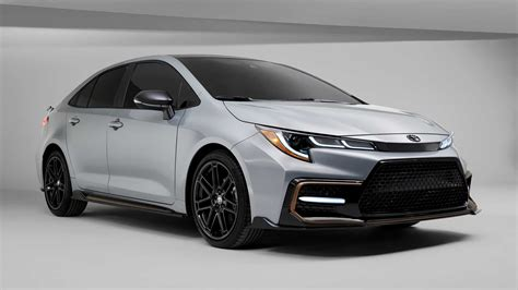 2021 Toyota Corolla Apex Edition Is a TRD in All but Name